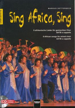 Sing Africa, Sing   | SATB a capella